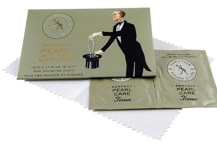 Pearl care image