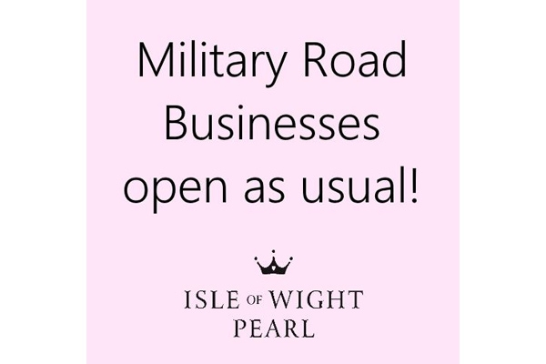 Isle of Wight Pearl is open for business