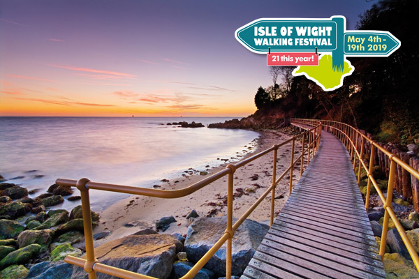 Isle of Wight Walking Festival 2019